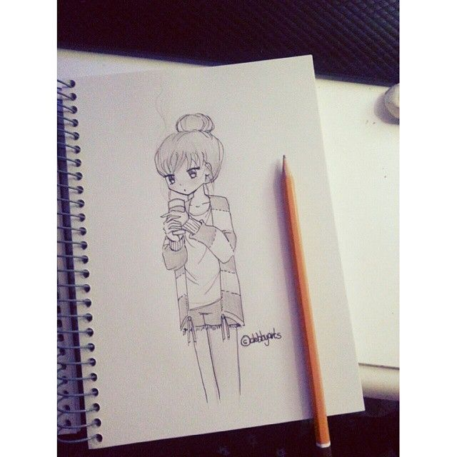 I did this kind of drawing but I did a dress, not a shirt and shorts. xD