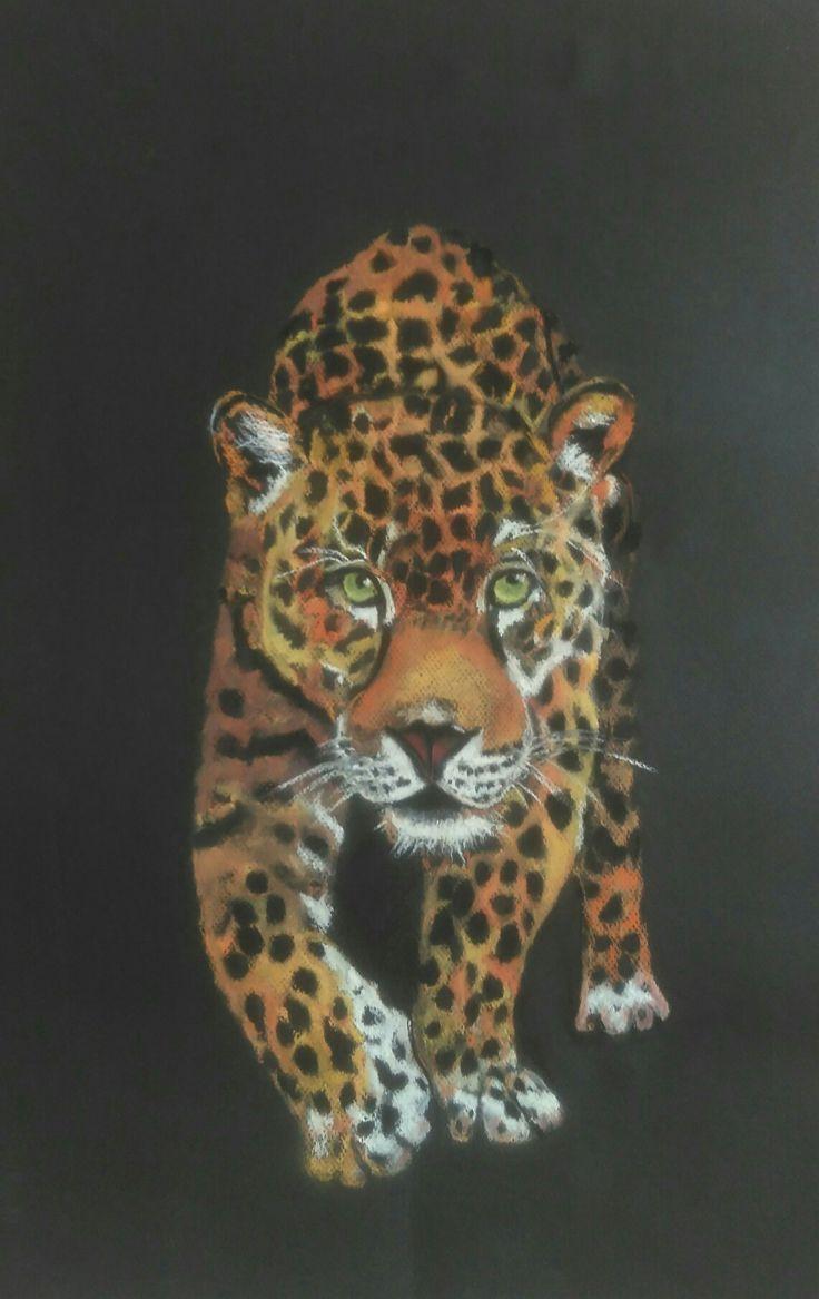 Noreen's leopard