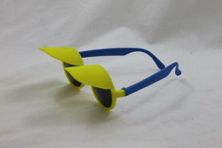 VTG 1989 Phi Pop Art Sonnenbrillen Gläser zurück in die Zukunft 2 Pizza Hut Promo #co …