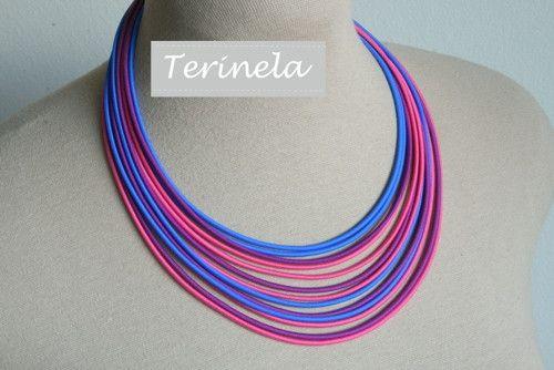 Náhrdelník Kouzlo jednoduchosti © design Terinela
