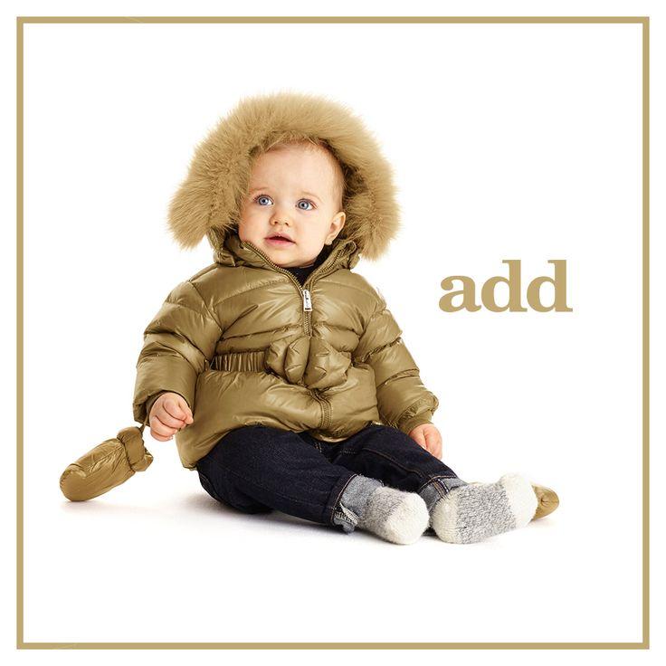 Golden Child http://bit.ly/2fNE6NU #addkids  #kidswear #style
