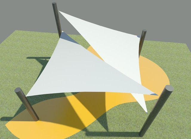 sail shade - Google Search                                                                                                                                                                                 More