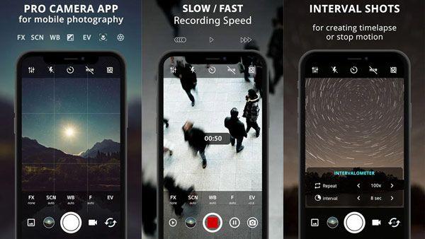 تطبيق التصوير الإحترافي متوفر مجانا لفترة محدودة على اجهزة اندرويد Google Play Blackberry Phone Phone