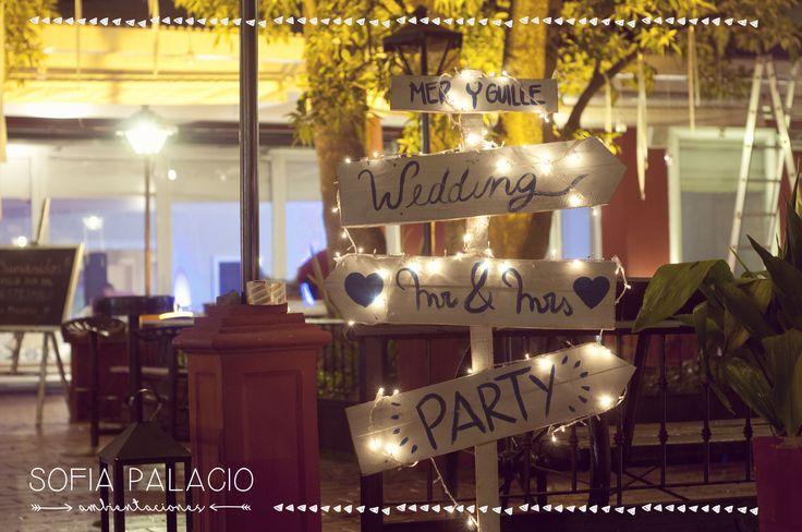 Ambientación en Finca Madero by Sofia Palacio