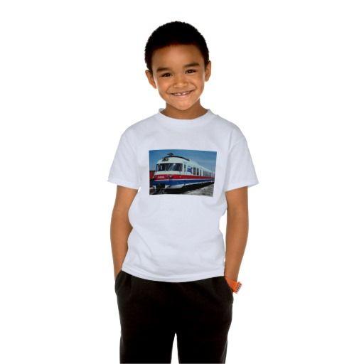 Amtrak Turbotrain Tee Shirt train shirts Pinterest