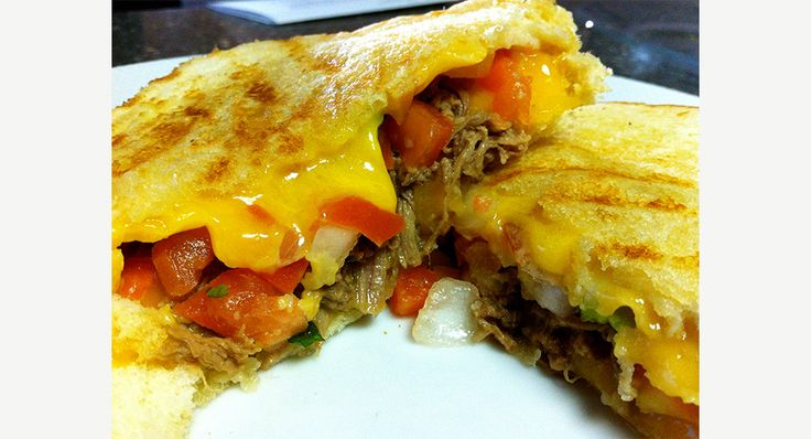 Texas Grilled Cheese - Recipes from @Tillamook