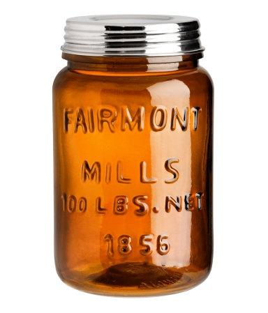 glass jar: Canning Jars, Products Details, Packaging Design, Storage Jars, Glasses Jars, Amber Glasses, Depression Glasses, Covet Jars, Mason Jars