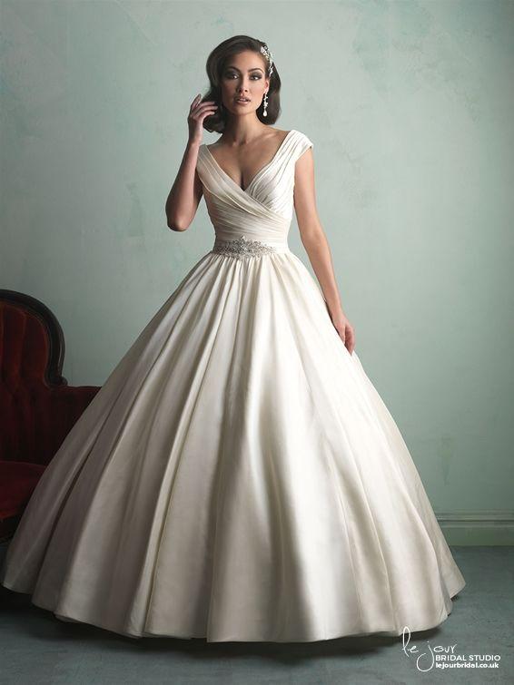Allure Bridal Dress 9155