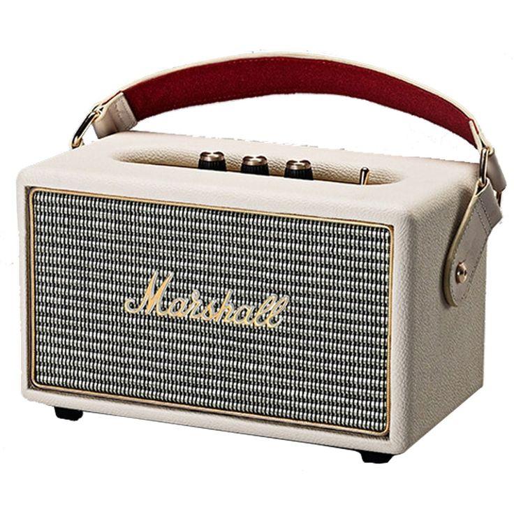 Kilburn högtalare, beige i gruppen Inredningsdetaljer / Hemmets bra att ha / Radioapparater hos RUM21.se (1024923)