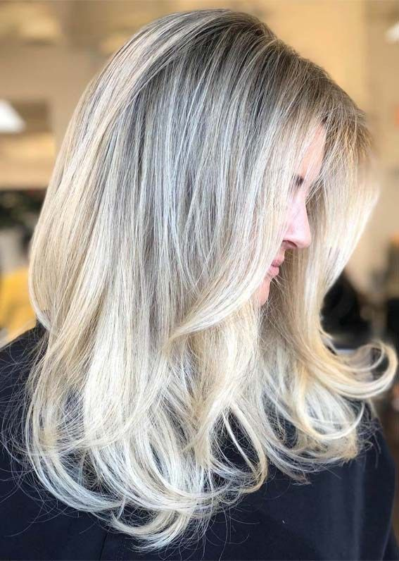 Professional Blowout Blonde Hairstyles For 2019 Hair Hair