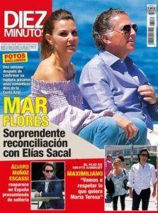 El Kiosko Rosa… 24 de mayo de 2017: Revista Diez Minutos