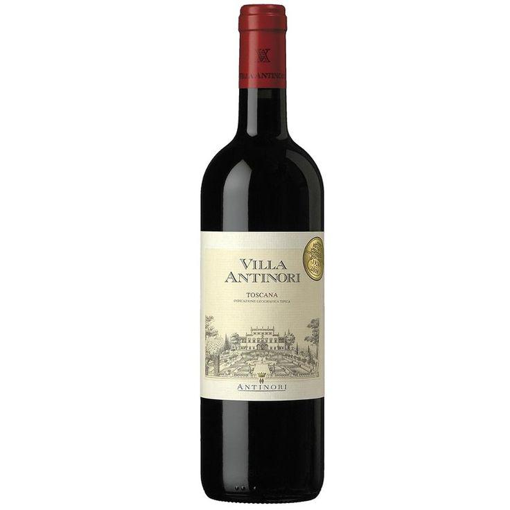 Villa Antinori - Vinho Tinto - Produtor: Antinori - Região: Toscana Central
