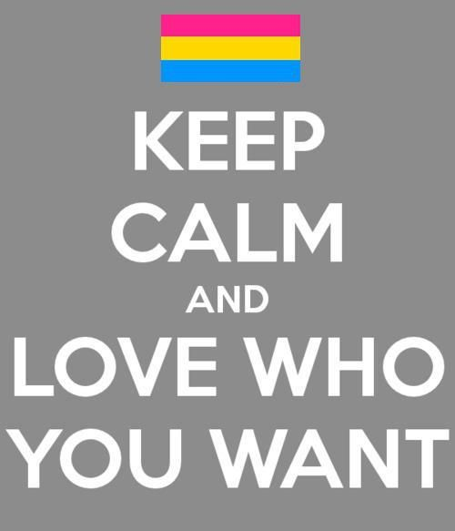 Pansexual proudness <3