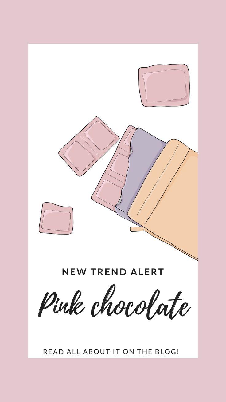 PINK TEMPTATION: Der neue Trend der Schoko-Welt!   – POST YOUR BLOG! Bloggers promote here