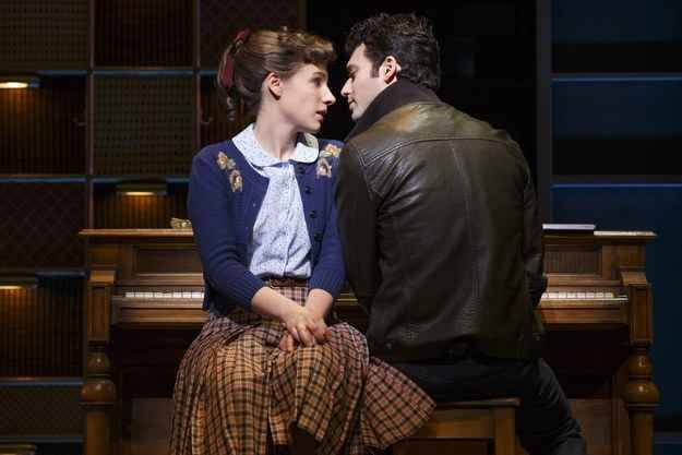 15. Hottest Horrible Boyfriend/Awesome Songwriter Played By An Actor Who Starred As a Horrible Boyfriend/Awesome Songwriter on Degrassi: The Next Generation: Jake Epstein (Gerry Goffin, Beautiful: The Carole King Musical)