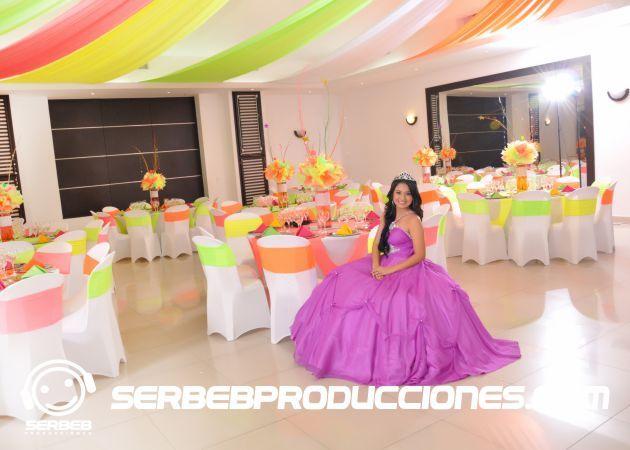Quinceañera Con Estilo Haz Clic en http://serbebproducciones.com/ Para ver mas fotos