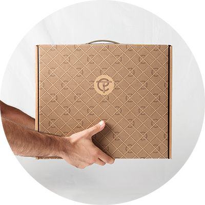 Trunk Club has stylists who communicate with the user and hand-select clothing that fits the user's style and body type. It is not a monthly subscription service, and charges only if the user keeps the clothing.