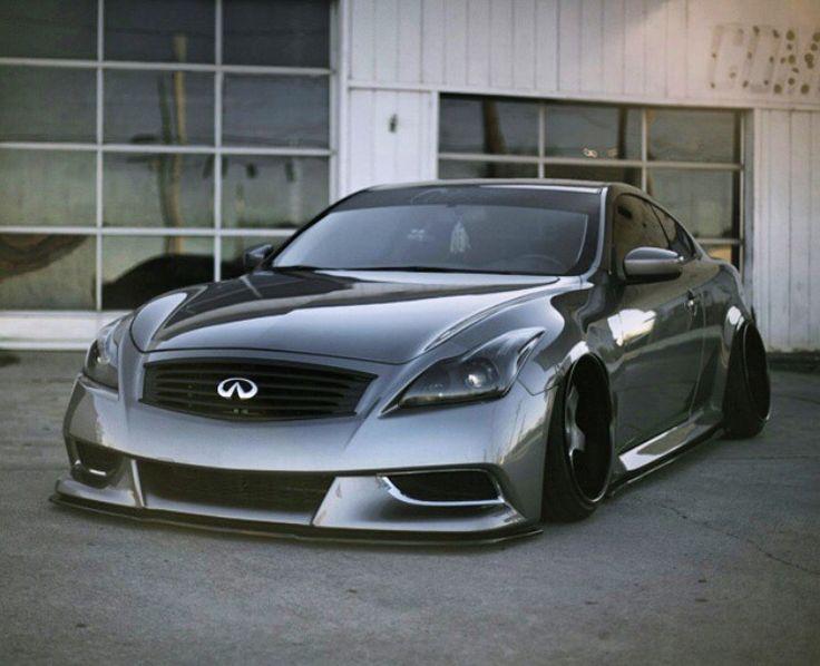 Infiniti G37 slammed. -Via IG @strictly_gz | Cars ...