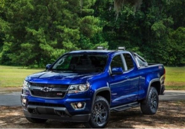 2017 Chevrolet Colorado – New V-6