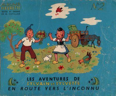 Sylvain et Sylvette (01-série : albums Fleurette) -2- En route vers l'inconnu - BD