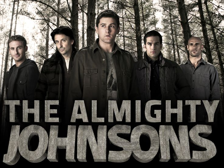The Almighty Johnsons (TV show)