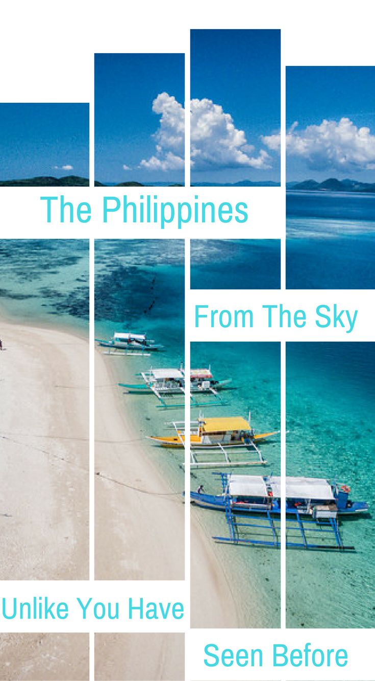 The Philippines from the sky, unlike you have seen before by the Divergent Travelers. Amazing Drone Photos of the Philippines that will have you wanting to buy a drone and book that ticket to the Philippines. Click to see all of the Amazing Drone Photos of the Philippines at http://www.divergenttravelers.com/drone-photos-of-the-philippines/