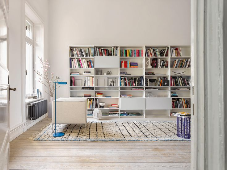 GRID - designer Office shelving systems from interlübke ✓ all information ✓ high-resolution images ✓ CADs ✓ catalogues ✓ contact information..