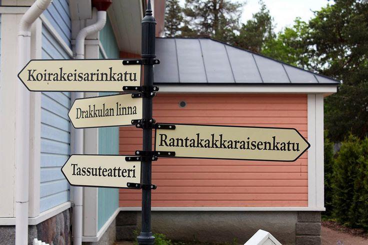 Särkänniemi Koiramäki, Doghill. #sarkanniemi #tampere visit: http://www.sarkanniemi.fi