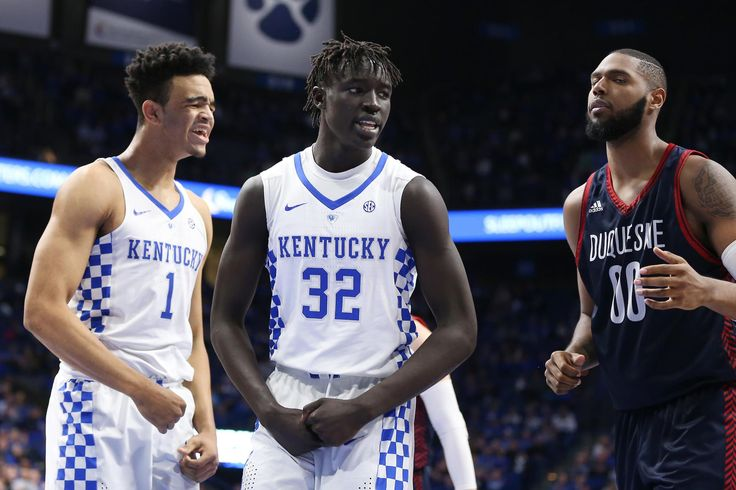 LEXINGTON, Ky. – The Kentucky men's basketball television schedule is complete.  Times and TV designations for the six remaining games – Utah Valley, ETSU, Troy, Fort Wayne, UIC and Monmouth – have been set for the 2017-18 season. Like the previous schedule that was announced a couple of weeks ago, every game will be on national television.   Utah Valley at 7 p.m. on SEC Network  ETSU at 7 p.m. on SEC Network  Troy at 8 p.m. on SEC Network  Fort Wayne at 8 p.m. on SEC Network  UIC at 6 p...