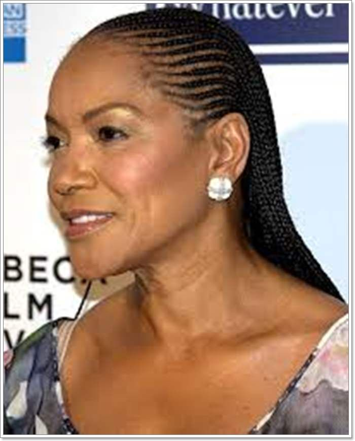 75 Amazing Hairstyles For Women Over 60 Braids For Black Hair Braided Hairstyles For Black Women Cornrow Hairstyles