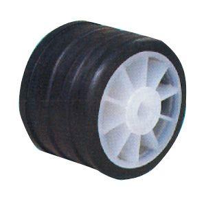 Rulo lateral 105 x 75 mm para remolques nauticos
