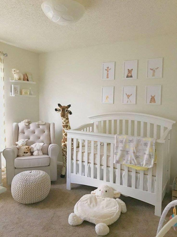 Check Back On 100 Reasons To Panic For Full Gender Neutral Nursery Reveal Nursery Baby Room Baby Nursery Decor Baby Room Design