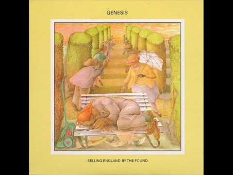 Selling England By The Pound - Genesis [Full Remastered Album] (1973) - YouTube