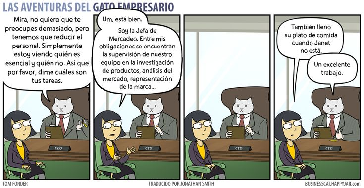 Business Cat - Descripción Laboral