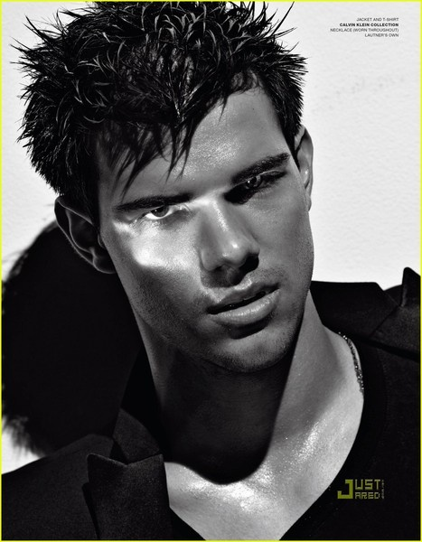Taylor Lautner male-perfection