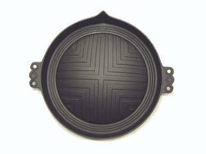鉄ジンギスカン鍋 深型