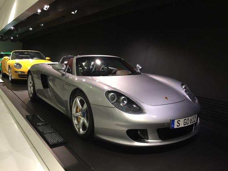 Carrera GT Porsche Museum Stuttgart