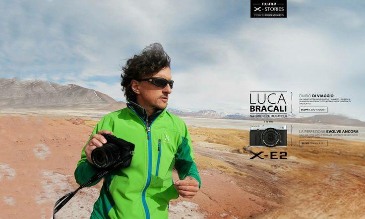 WORKSHOP DI LUCA BRACALI , Corsi di fotografia per apprendere l'attività di reporter. | Fotografia 3.0 | La fotografia vista attraverso le nuove tecnologie e proiettata al Web 3.0