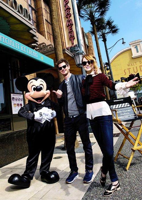 Andrew Garfield And Emma Stone Are Secretly Dating They Never Broke Up At All