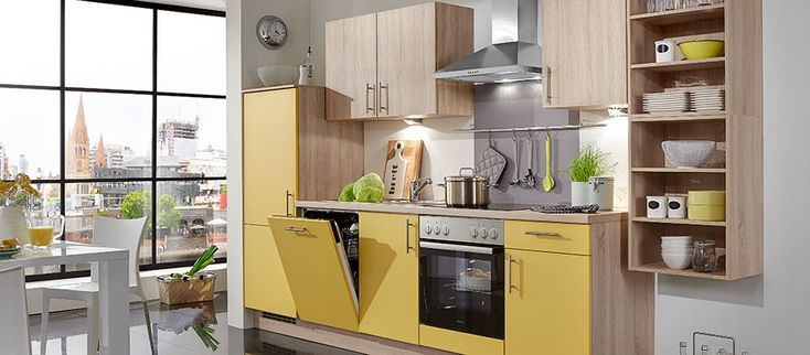 Einbauküche in modernem look haus der küchen