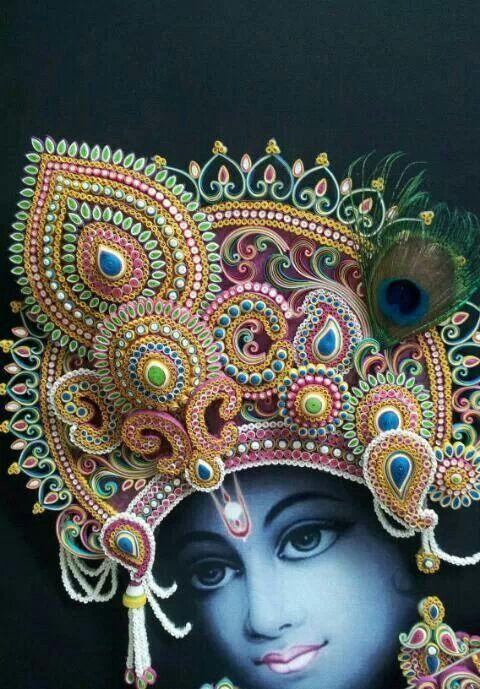 Qullied krishna! By Bhavana