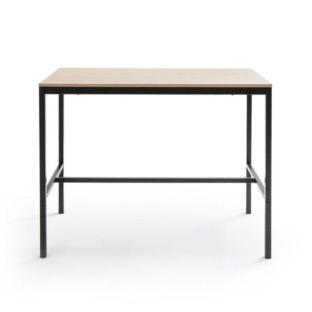 Table De Bar Mi Hauteur 4 Couverts Blutante Table Bar Chaise Bar Table Pliable