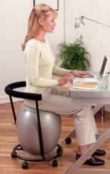 ergo ball exercise wii erogonomic office chair by ergo chair