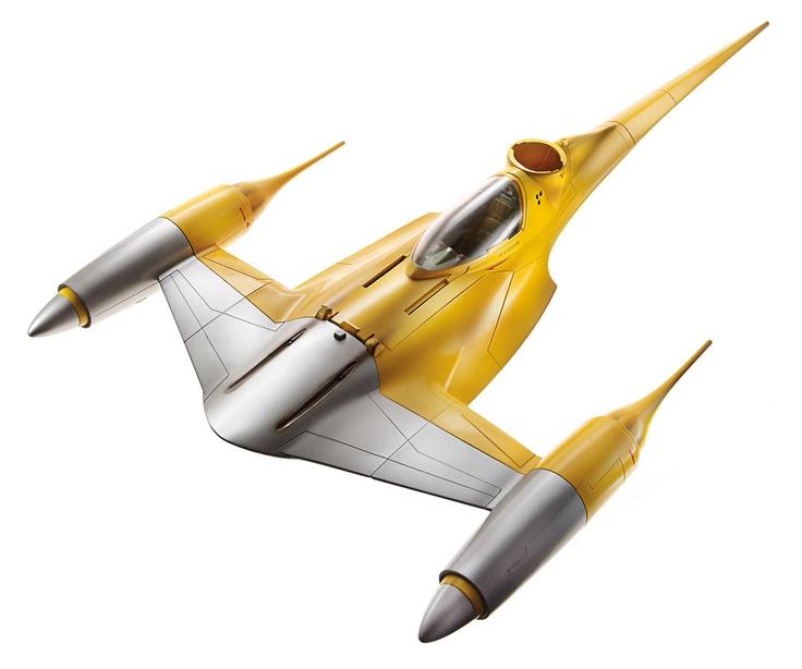 7 best Naboo Starfighter images on Pinterest | Star wars, Starwars ...