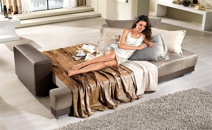 19 best mettiti comodo images on pinterest couch custard and diy sofa - Divano summertime mondo convenienza ...