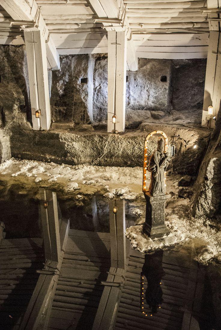 Kopalnia Soli Wieliczka | Wieliczka Salt Mine in Wieliczka, Województwo małopolskie