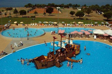 Buchen Sie jetzt Camping Park Umag in Umag bei Selectcamp, dem Spezialisten für Camping in Kroatien!