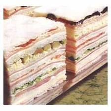 sandwiches para fiestas: como y de que hacerlos.