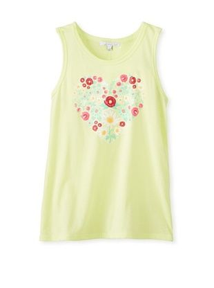 68% OFF O'Neill Girl's 7-16 Marigold Tank (Keylime)