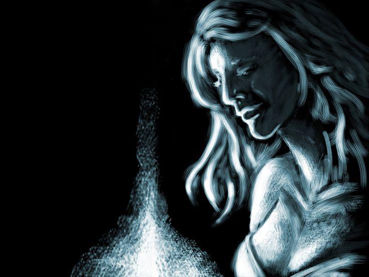 Blue Flame by pangeranberbajuputih.deviantart.com
